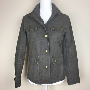 J Crew Bomber / Combat / Downtown Field Jacket XS